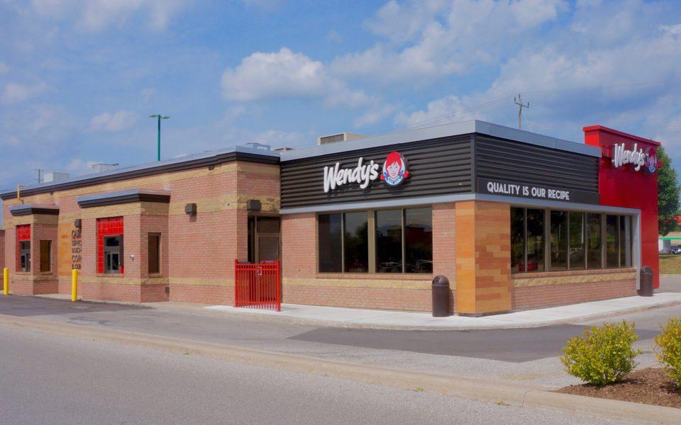 Wendy's - Barrie - Yonge Street