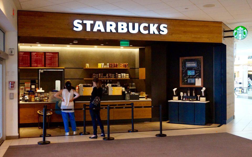 Promenade Starbucks