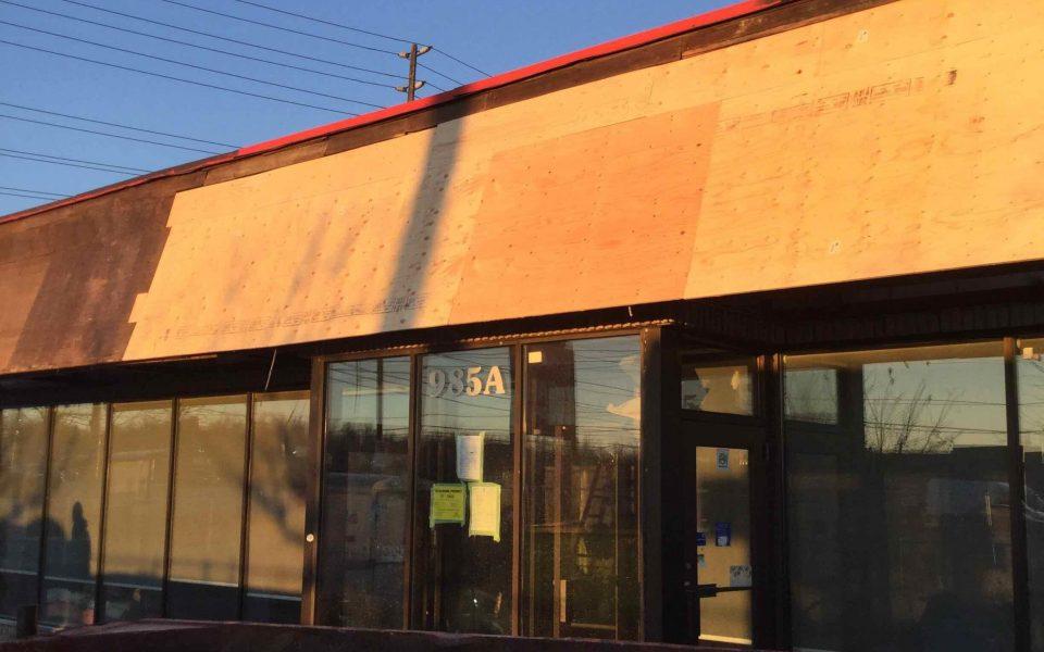 Quick Service Restaurant, Taco Bell, Mississauga, Cambria Design Build