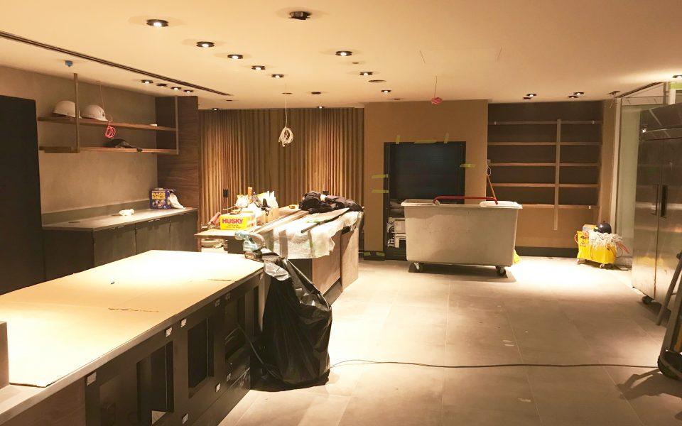 Starbucks, Quick Service Restaurants, Cambria Design Build, Royal Bank Plaza, 200 Bay Street