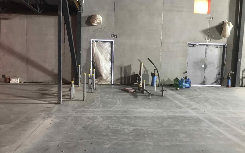 Industrial Commercial Construction, Cambria Design Build