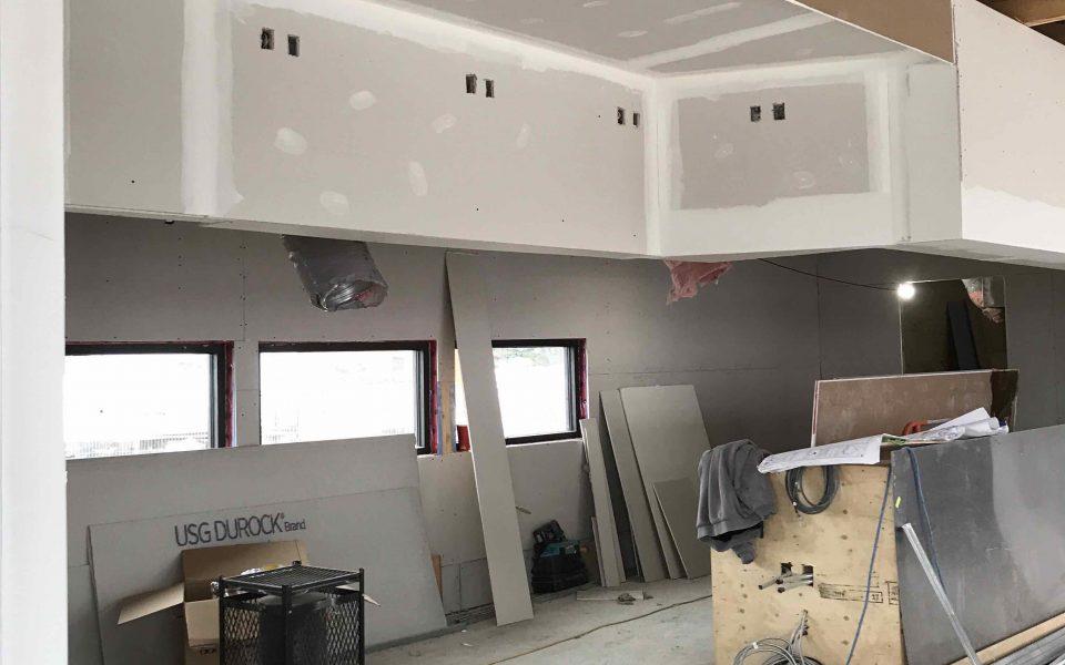 Quick Service Restaurant, Restaurant Construction, Cambria Design Build, Taco Bell, Guelph