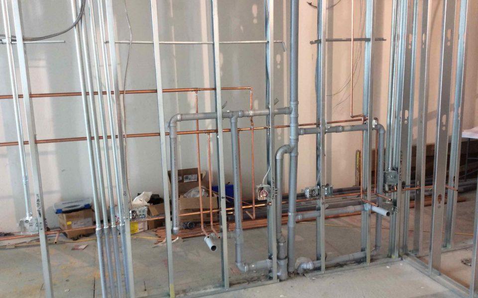 Quick Service Restaurant, Cambria Design Build, Kitchener, Restaurant Commercial Construction Builder