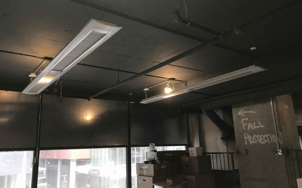 Restaurant Construction, Cambria Design Build, ZA Pizza Bistro