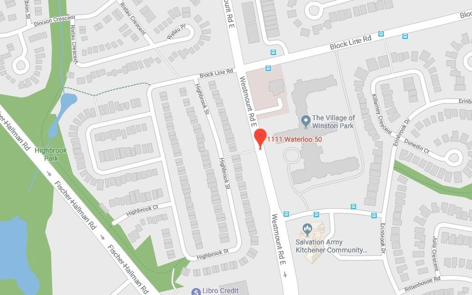 Quick Service Restaurant, Commercial Construction, Harveys, 1111 Westmount Road, Kitchener
