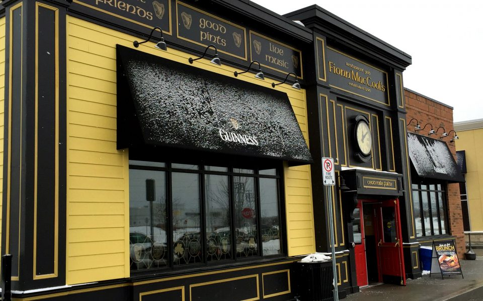Fionn MacCool's Newmarket