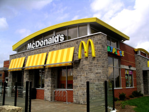 Quick Service Restaurant Construction Company, McDonald's Restaurants Cafes,