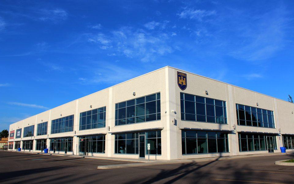 Cambria Design Build Head Office Newmarket Ontario