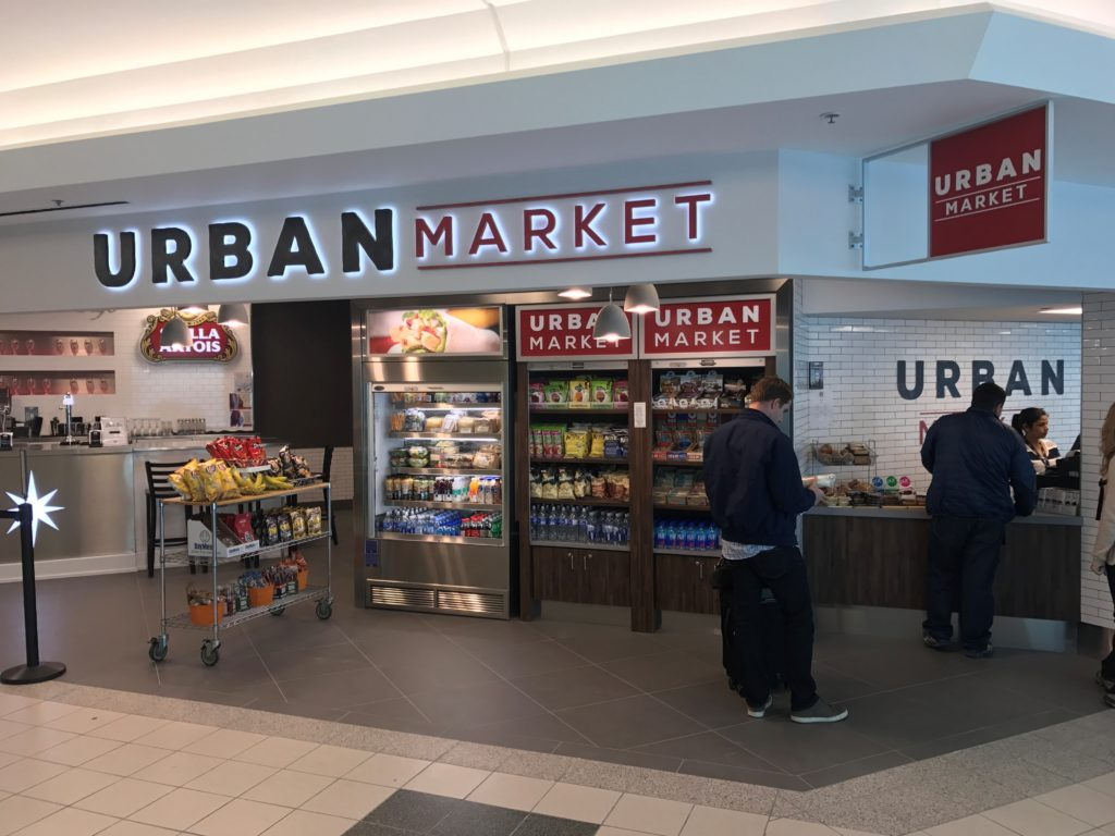 Cambria Design Build, Pearson International Airport, Urban Market