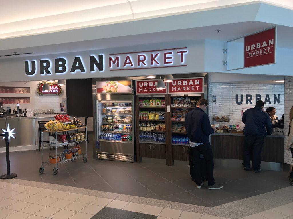Cambria Design Build, Pearson International Airport, Urban Market