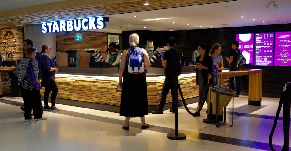Starbucks - Cambria Design Build - Quick Service Restaurant