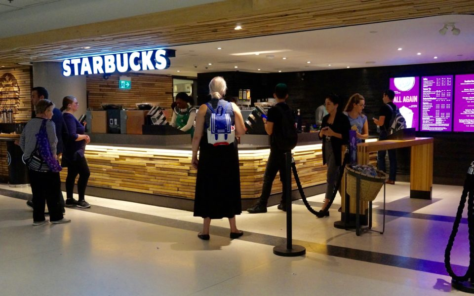 Starbucks - Cambria Design Build - Quick Service Restaurant
