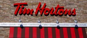 Tim Hortons Logo - Brantford, ON