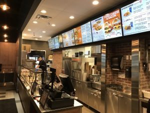 Quick Service Restaurant Construction Builder