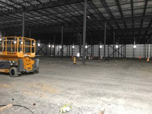 Commercial Construction Company,