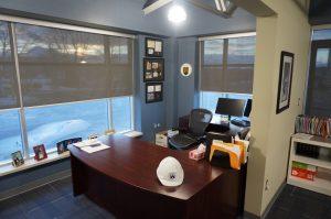 Commercial Construction - Design Build - Cambria Head Office