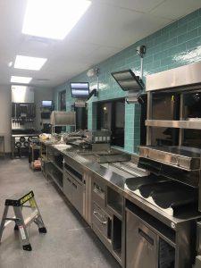 Restaurant Construction - Taco Bell