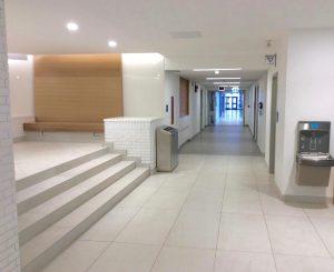 Institutional Comercial Construction, Cambria Design Build , Georgian College, January 2018