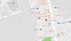 Restaurant Construction, Cafe, Cambria Design Build, Starbucks Markham