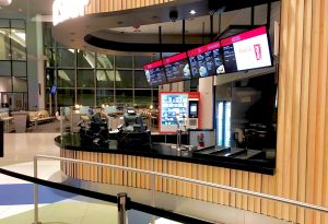 Restaurant Commercial Construction, Cambria Design Build, Pearson International Airport