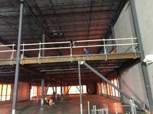 Industrial Commercial Construction, Cambria Design Build
