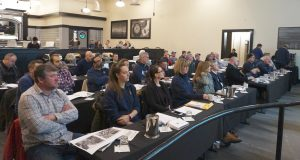 Health and Safety 2018 Meeting, Cambria Design Build